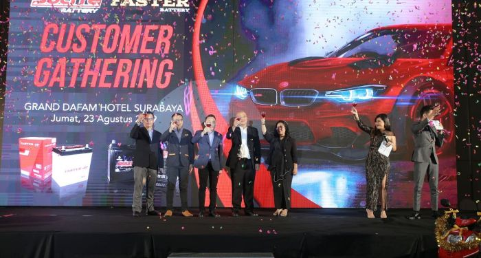 Solite Battery & Faster Battery Gatering Surabaya 2019